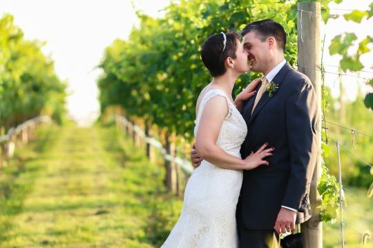 Vineyard Weddings