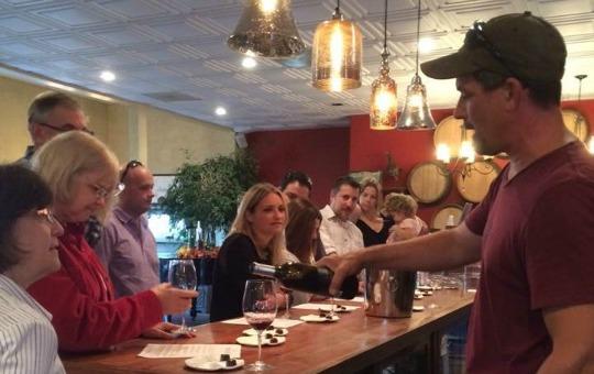Jan 22: Winegrower Tastings