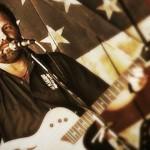 Musician Lenny Burridge