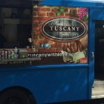 Food Truck From Tuscany with Love