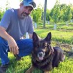 Owner and winegrower Ben Renshaw