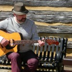 Musician David Alan Lange