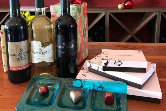 Dec. 15-17: Holiday Chocolate Pairing