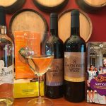 Wine and Girl Scout Cookie pairing
