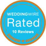 Weddingwire-rated Bronze