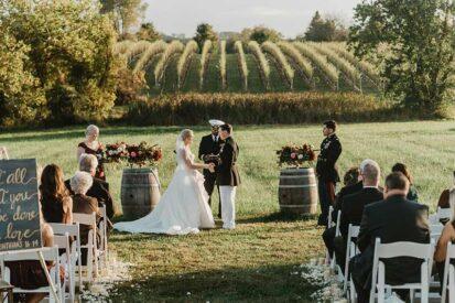 winery wedding venue in northern virginia