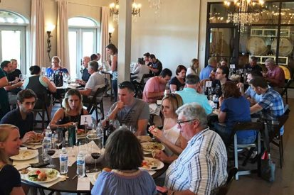 join the best wine club in northern virginia the Chain Gang