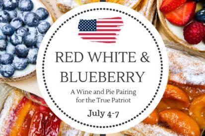 wine and pie pairing