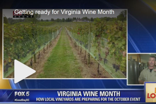 fox 5 dc covers harvest at 8 chains north