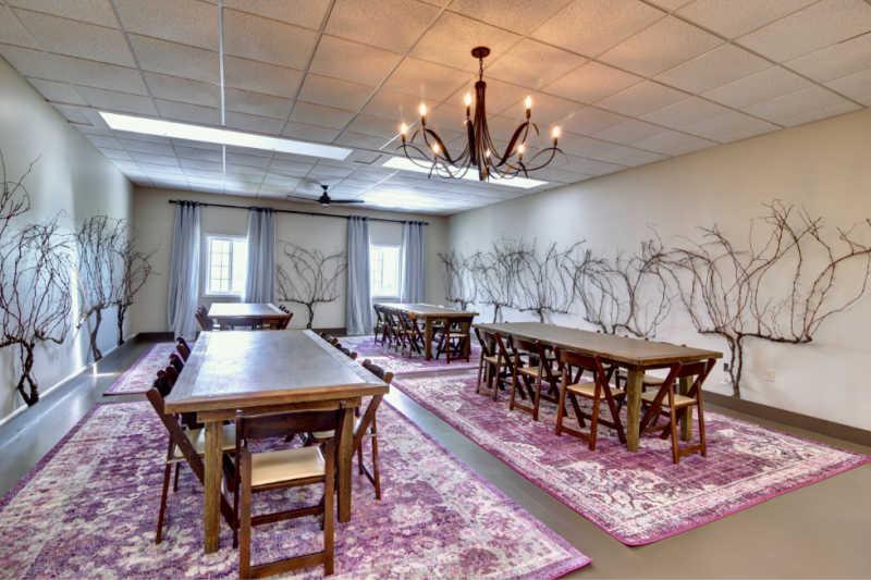 vine room event space